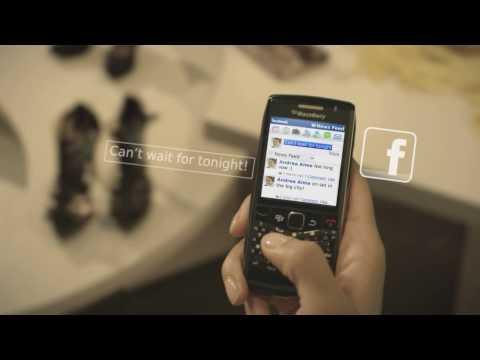 BlackBerry Pearl 3G (Pearl 9100)