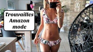 TROUVAILLES AMAZON MODE FEMME & BEBE / CINDYCHTIS