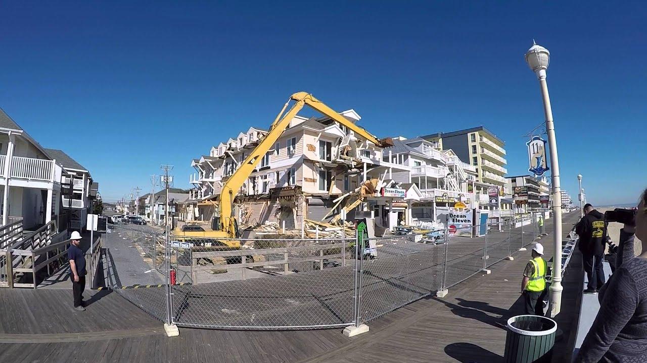 Fisher Architecture - Royalton Hotel in Ocean City, MD - Demolition ...