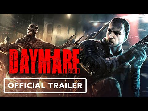 Daymare 1998 (Resident Evil 2 Tribute) - Official Console Launch Trailer