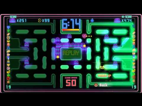 PAC-MAN Championship Edition DX+ GHOST COMBO 536