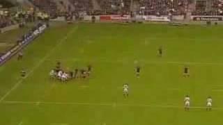 Angleterre - Nouvelle-Zélande 2006 highlights