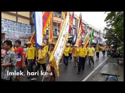Tradisi Tahun Baru Imlek 2017 di Selatpanjang, Riau