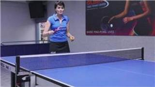 Table Tennis : Ping Pong Shot Techniques