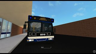NRTC || Orion VII Diesel 2122 || 8 Major East To NeilBrook Stn || Roblox