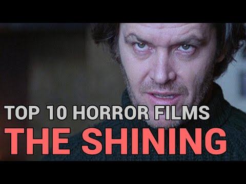 4. The Shining (Top 10 Horror Films)