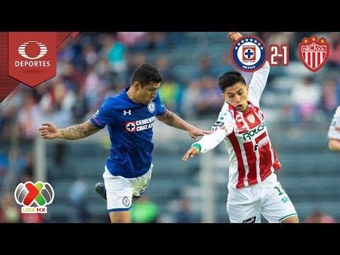 Resumen Cruz Azul 2 - 1 Necaxa | Cl 2019 - Jornada 9 | Televisa Deportes