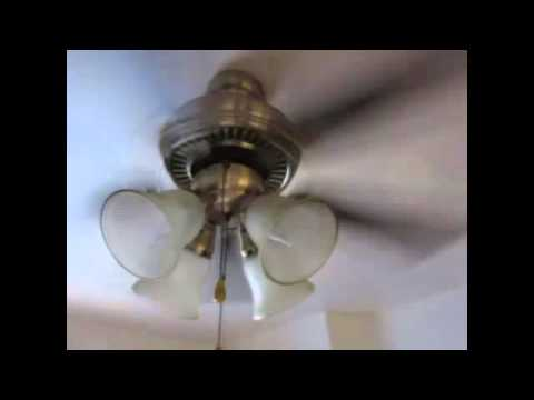 Ceiling fan installation of Luka\'s apartment (Full Video) - YouTube