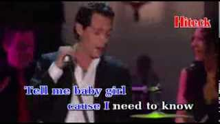 [Karaoke HD] I NEED TO KNOW - Marc Anthony