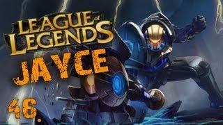 Zagrajmy w League of Legends: #46 Jayce - Czy uda się wyCARRY'ować Ziemniaki?!
