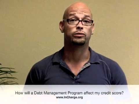 How Will Debt Management Plan Affect My Credit Score