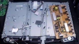 Scrap LCD TV - Sharp LC 32D33X