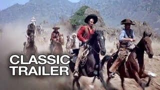The Magnificent Seven Official Trailer #2 - Charles Bronson Movie (1960) HD