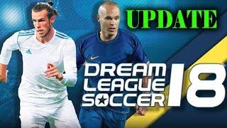 Dream League Soccer 2018 New Update