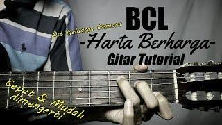 (Gitar Tutorial) BCL - Harta Berharga Ost.Keluarga Cemara |Mudah & Cepat dimengerti untuk pemula