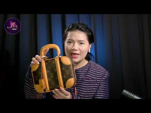 EP103  Louis Vuitton MINI LUGGAGE BB