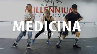 Baixar MEDICINA - ANITTA COREOGRAFIA | Tiago Montalti