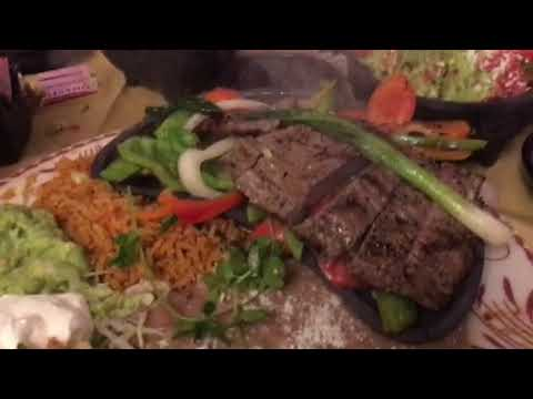 Steak fajita skillet