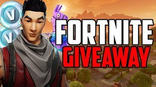 15 $ Itunes Giftcard Giveaway (fr) 'GIVEAWAY' à 1.4k! Fortnite Battle Royale en direct