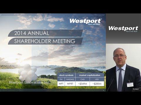 Westport 2014 Annual General Meeting