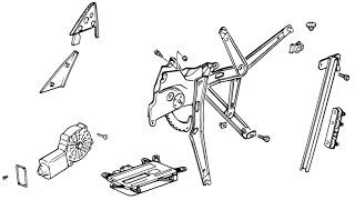 BMW e36: Ремонт стеклоподъемника, принцип работы