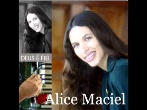 ALICE MACIEL    DEUS E FIEL  -   CD COMPLETO