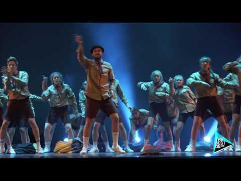 GERMAN DANCE ART (Germany) 5th ED. THE BEST ON (LLeida-Spain)