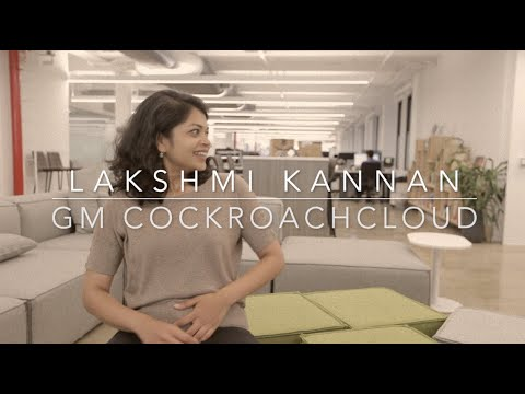 Cockroach Labs Culture with CockroachCloud GM: Lakshmi Kannan