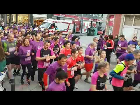 Sarria celebra a III Carreira da Muller