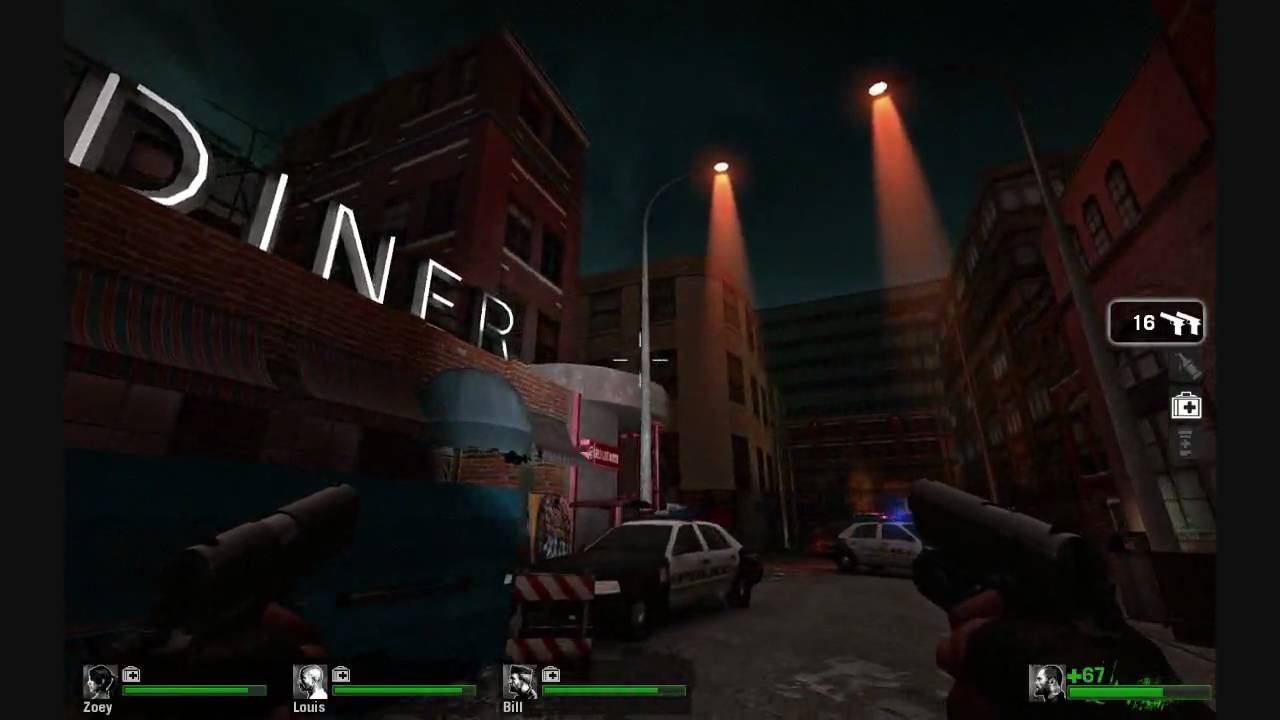 Raccoon City Map Resident Evil Youtube