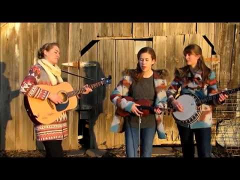 O Come O Come Emmanuel // Bluegrass Christmas Music Video by The McKinney Sisters