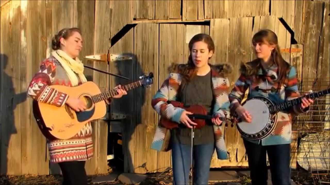 O Come O Come Emmanuel // Bluegrass Christmas Music Video by The ...