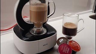 Дольче Густо от Нескафе Космическая капсульная кофе машина . Обзор . Dolce Gusto Nescafé