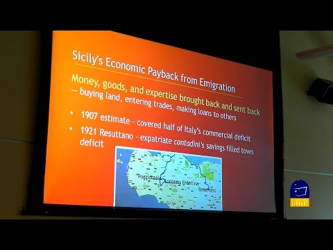 The Sicily From Whence We Came - Italian Heritage and the New Orleans Community