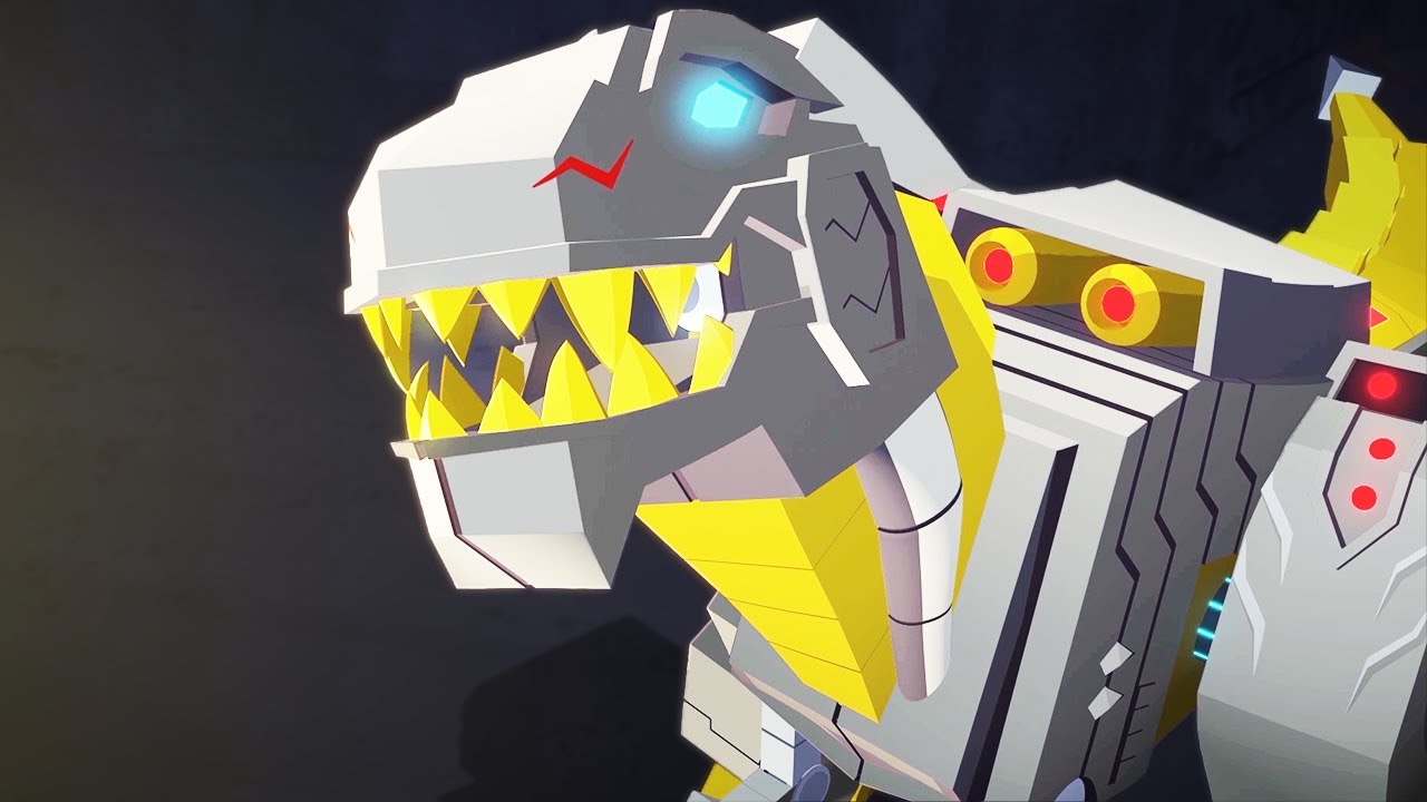 King of the Dinosaurs | Cyberverse | Full Episodes |  Transformers Official