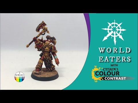 World Eaters: Contrast 101