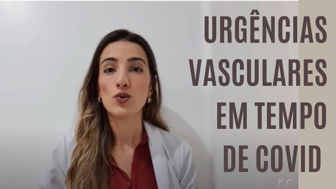 Vídeo: Urgência Vascular em tempos de COVID