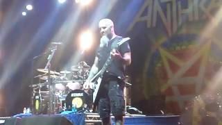 Anthrax Live in Kragujevac, Serbia [Shortened Video]