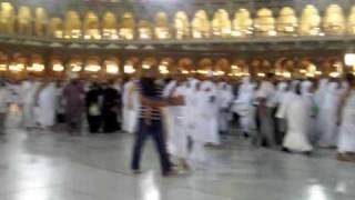kabah umrah march mekkah 2010 Video074