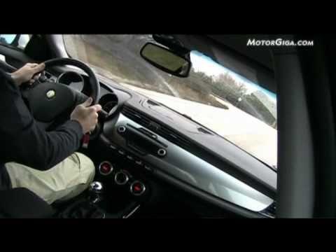 Prueba Alfa Giulietta Diesel 2010 Youtube