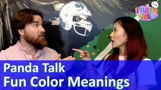 Colors in Chinese Culture! | Panda Talk ep. 7