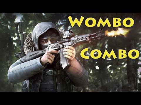 Sniper / SMG Combo - Escape From Tarkov
