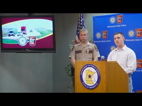 DPS Media Availability: After Killing Mother of Two, Distracted Driver Speaks Up