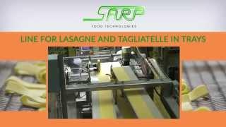 Sarp Food Technologies – Pasta Machinery And Spiral Conveyors