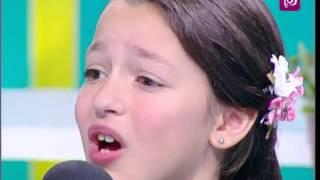 الطفلة روز جودة - قصيدة عن الام - ابداع