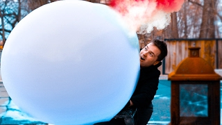 WUBBLE BUBBLE Vs DRY ICE Explosion (EXPERIMENT)