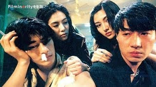 《堕落天使》王家卫被忽视的佳作 Kar Wai Wong Fallen Angel Film Review