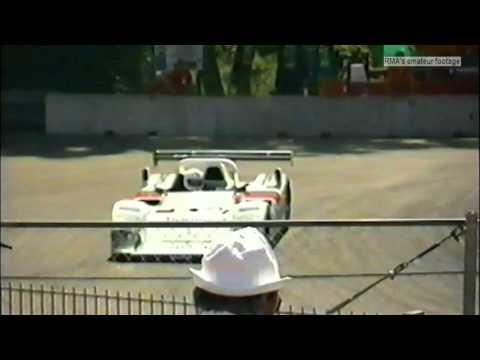 Norisring 1997 - Le Mans Winning TWR-Joest Porsche demo laps Sunday