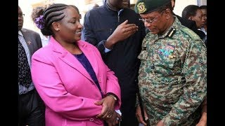 NYS Suspect Tried To Call Uhuru