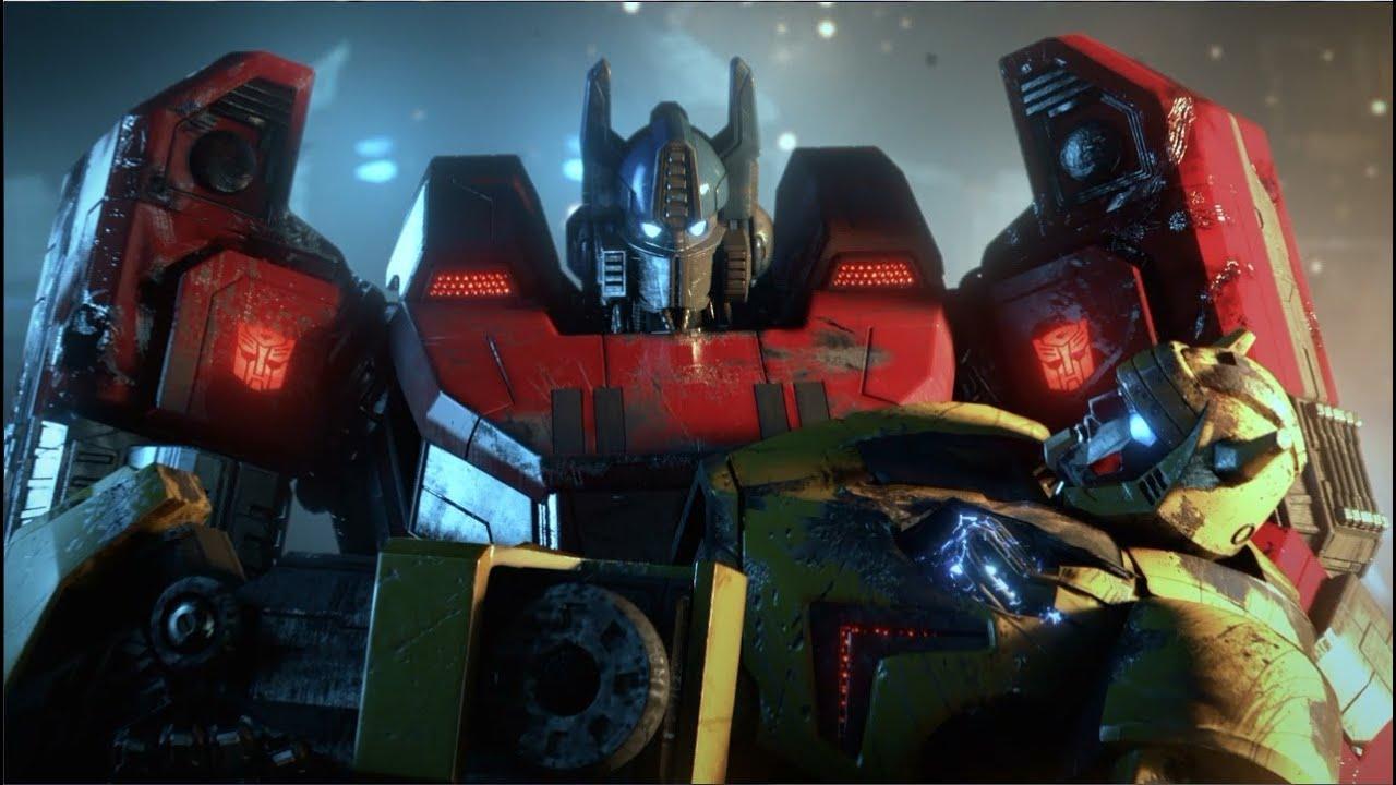 Fall Of Cybertron Wallpaper Transformers Fall Of Cybertron Walkthrough Gameplay Youtube